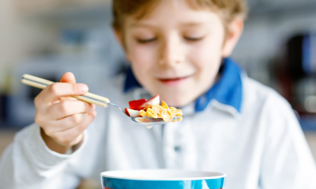Skipping Morning Meal Associated To Lower GCSE Grades